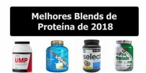 Imagem de Os Melhores Suplementos Blends de Proteína de (2018)