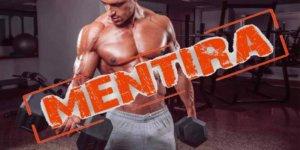 Imagem de Conheça 10 MENTIRAS que contaram para você sobre a Musculação