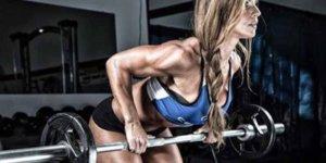 Image de l'entraînement complet pour les femmes avec peu de temps!