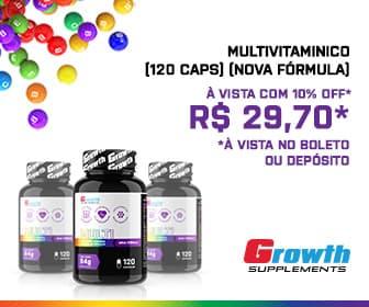 Multivitaminico growth supplements