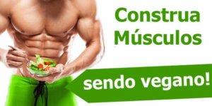 Imagem de Aumente Sua Massa Muscular com uma Dieta Vegetariana