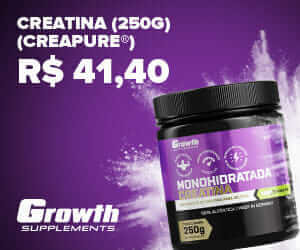 Creatina Growth Supplements