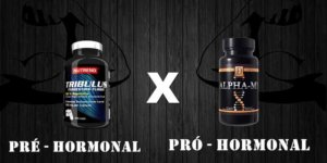 Quelle est la différence entre pré-hormonal et pro-hormonal?