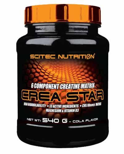 Crea Star da Scitec Nutrition
