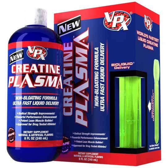 Creatine Plasma da VPX