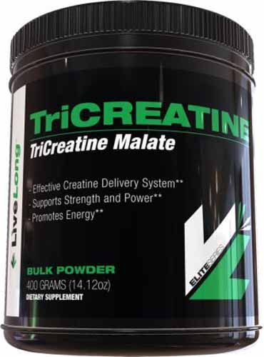 TriCreatine da LivelLong Nutrition