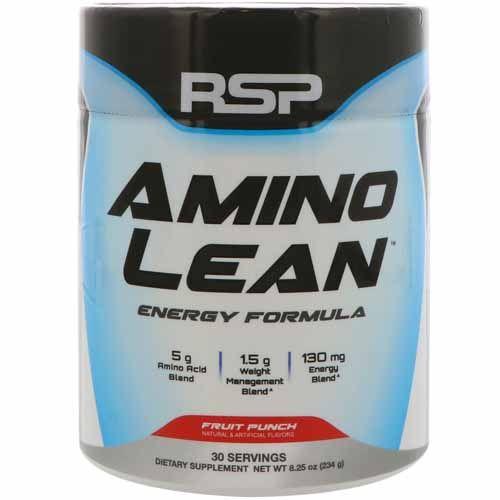 Suplemento de Aminoácido AminoLean Energy Formula