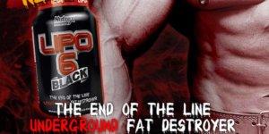 Imagem de Lipo 6 Black: Um potente queimador de gorduras (termogênico)