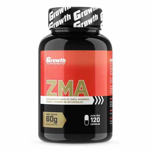 ZMA da Growth Supplements