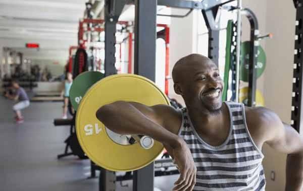 Musculação e AIDS