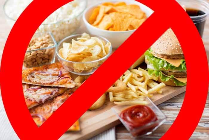 Cortar Alimentos Calóricos