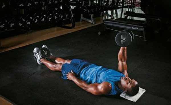 Treino de Musculação com Intensidade