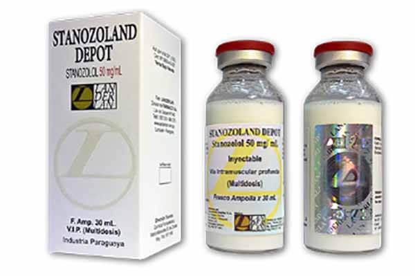 Stanozolol Injetável Aquoso