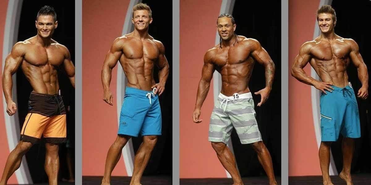 Atletas da Categoria Mens Physique