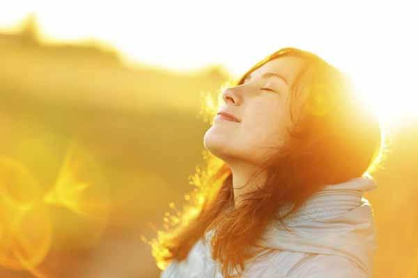 Pega sol para obter Vitamina D