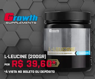 Leucina growth supplements
