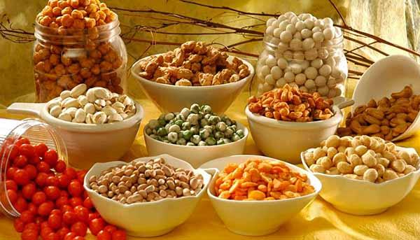 Diferentes Tipos de Proteínas Vegetais