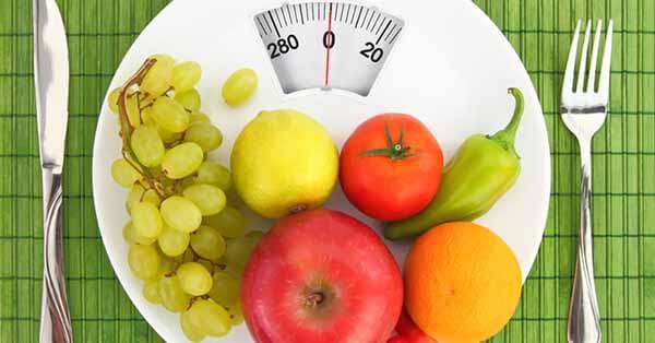 calcular calorias diárias alimentação