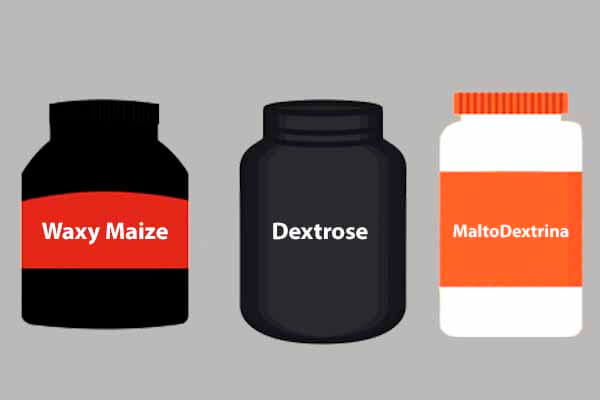 diferenca maltodextrina dextrose waxy maize