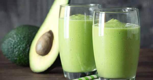 shake hipertrofia muscular de abacate