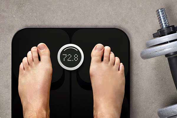 Peso Subindo na Balança