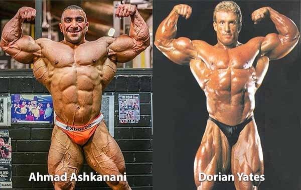 Ahmad Ashkanani vs Dorian Yates