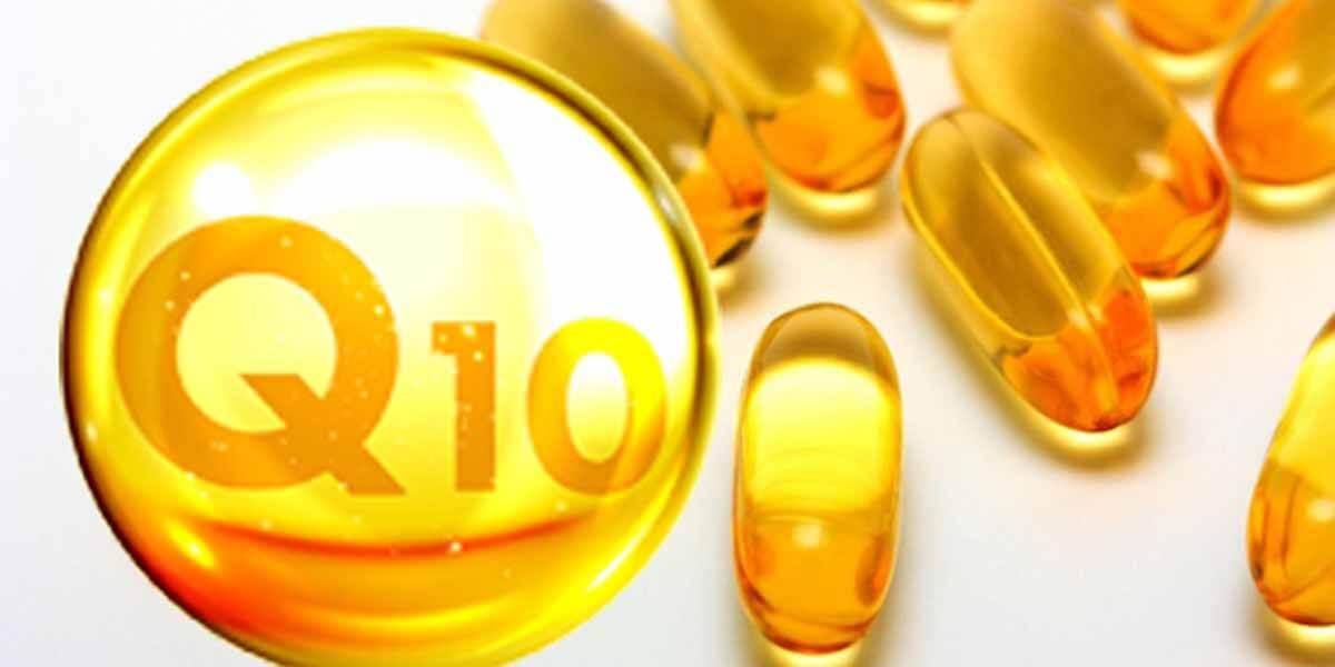 capsulas de coenzima q10