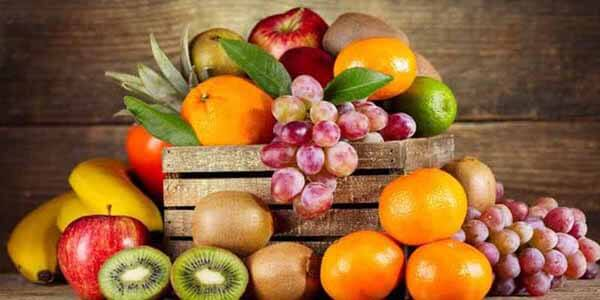 Não utilize todas as frutas na sua dieta