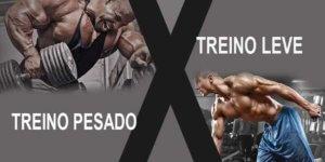 Imagem de Treino com alta carga X Treino com baixa carga: Qual é melhor para a hipertrofia muscular?