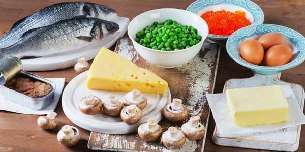 Alimentos que são fontes de vitamina D