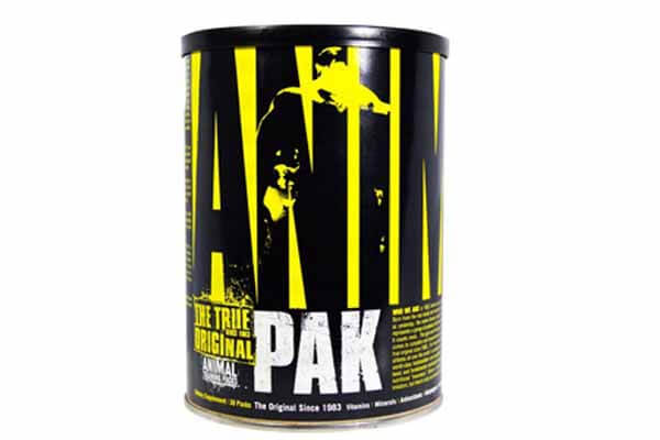 Animal Pak Multivitaminico