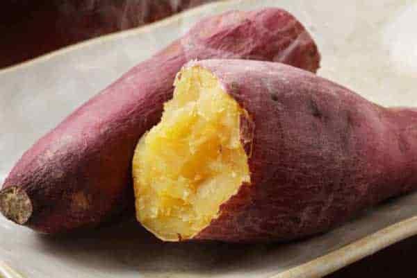 Batata doce para hipertrofia