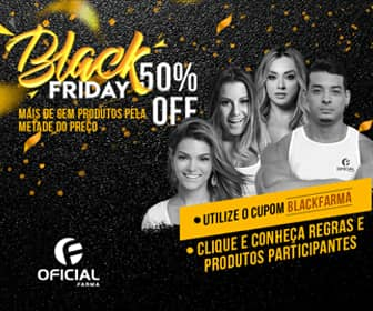 black friday oficial farma suplementos manipulados
