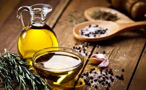 O azeite de oliva ajuda no ganho de massa muscular