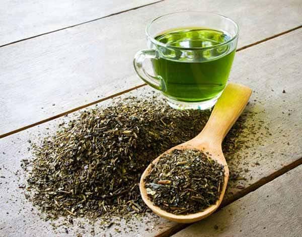 Chá verde ajuda na queima de gordura