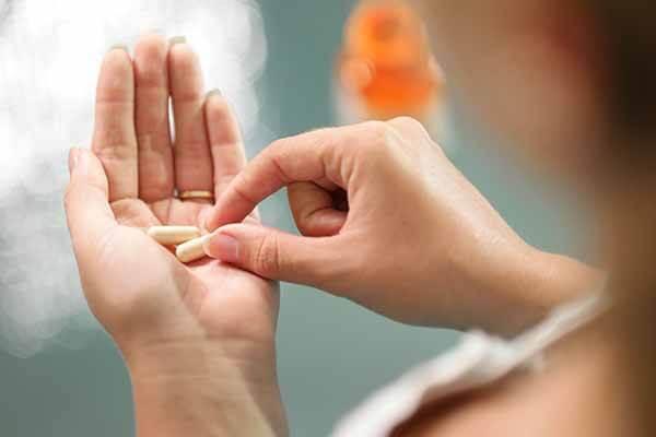 comprimidos terapia pós-ciclo