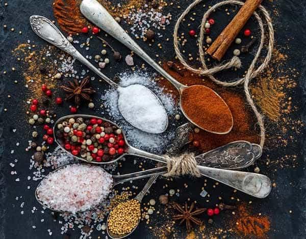 Importância do sal refinado na dieta