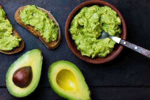 O abacate também é eficiente para queimar gordura