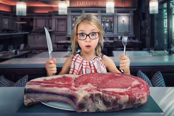 a importância das proteínas para as crianças