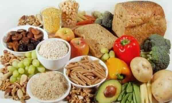 consuma fibras alimentares para controlar o apetite