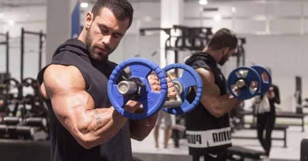 endomorfos devem dar mais atenção para treinos de braços