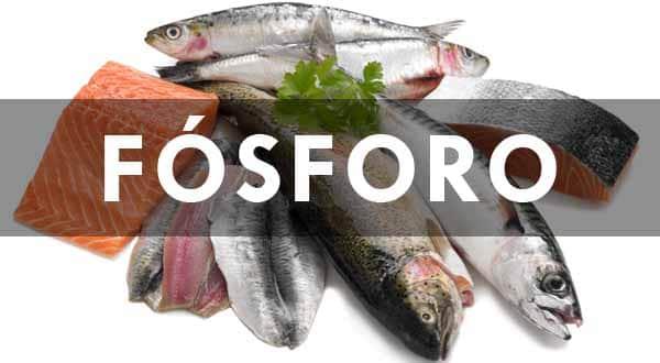 pescados sao fontes de fosforo