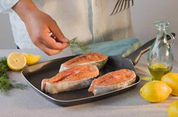 pescados sao ótimas fontes de iodo