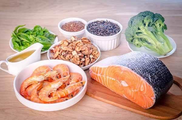 alimentos ricos ácidos graxos