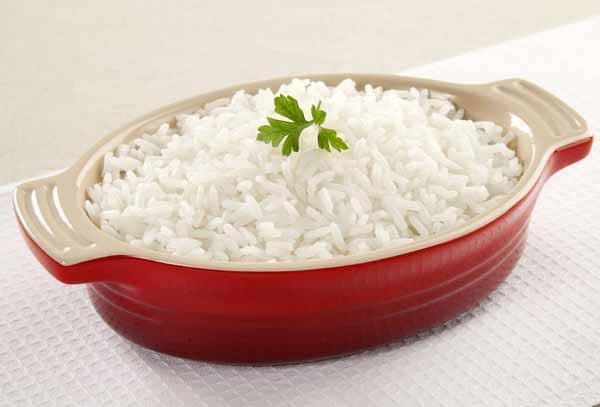 Arroz: um dos melhores alimentos para ganho de massa