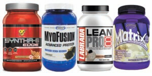 Image de protéine à libération prolongée: Découvrez les 4 meilleures marques disponibles au Brésil.