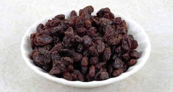 conheça a uva passa, um dos melhores alimentos para o praticante de musculação