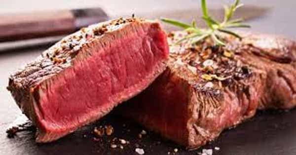consuma carne vermelha