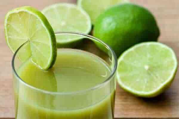 entenda melhor sobre a água com limão