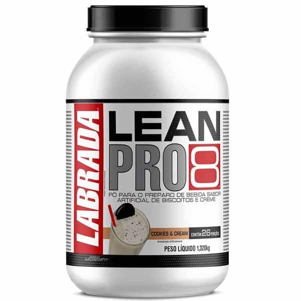 leam pro: uma das melhores proteínas time-release do Brasil